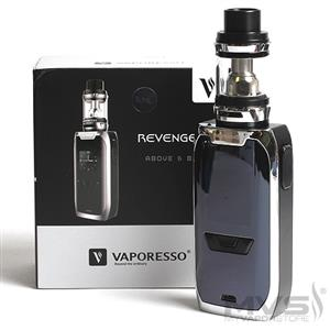 Vapresso Revenger Vape with sealed coil,charger and 2 batteries . Hardly used