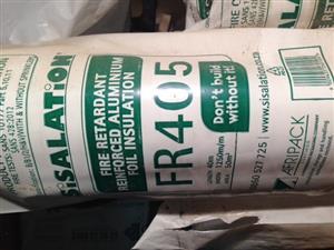 Sisalation FR405 roof insulation sheeting