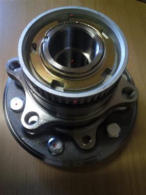 TOYOTA QUANTUM WHEEL BEARINGS