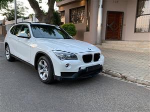 2013 BMW X1 sDrive20d Sport Line