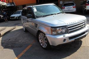 Stripping this vehicle Land Rover Range Rover