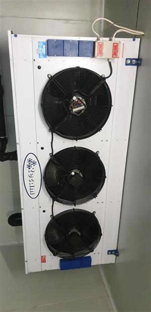 Blast Freezer 6m W x 9m L x 3m H