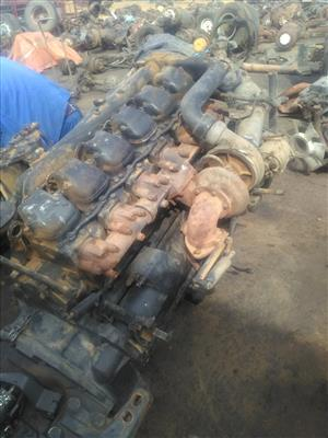 ADE 407 Turbo engine complete for sale