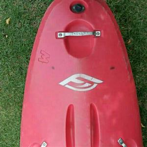 Bazooka Fluid Kayak & Gear