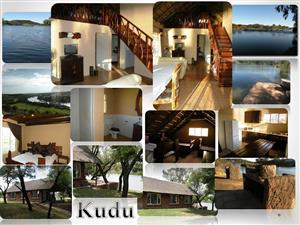 Vaal Accommodation - Secluded Standalone Chalet - Riverfront. Disinfected for COVID-19 - 0792889744