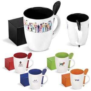 Scoop Sublimation Mug 325Ml Code: MUG-6370