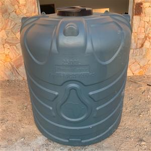 Water Tank 2500L