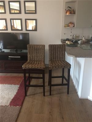 Cane high chairs