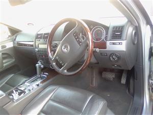 2006 VW Touareg V6 TDI