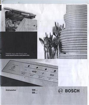 Brand New BOSCH Dishwasher