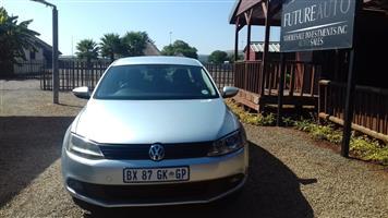 2012 VW Jetta 1.6TDI Comfortline DSG