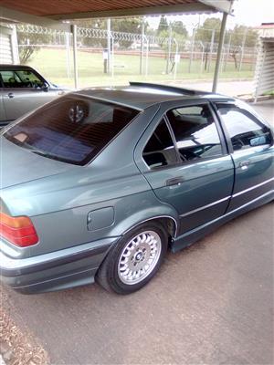 1997 BMW 3 Series 323i Individual