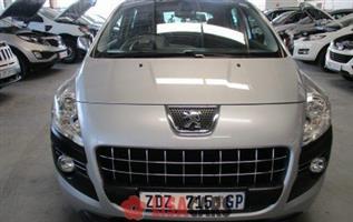 2010 Peugeot 3008 1.6T Executive