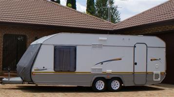 Jurgens Exclusive 2005 Caravan