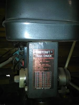 Used, Hobby Craft Drill press for sale  Nigel