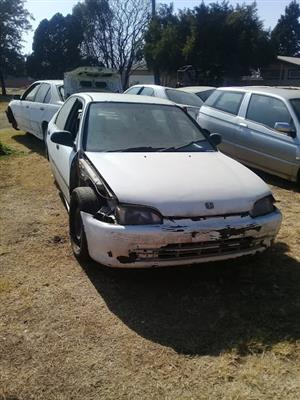 HONDA LUXLINE STRIPPING FOR SPARES CONTACT TOEKS
