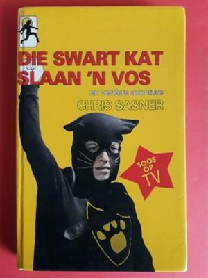 Die Swart Kat Slaan N Vos - Chris Sasner.