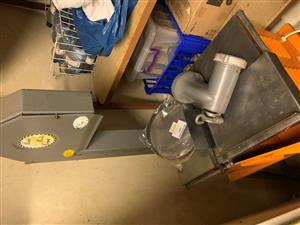 Meat-o-Matic Bandsaw
