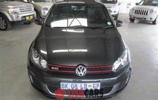 2011 VW Golf 2.0FSI Sportline