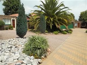 Fully furnished 1 bedroom garden flat for rent. The Reeds Centurion