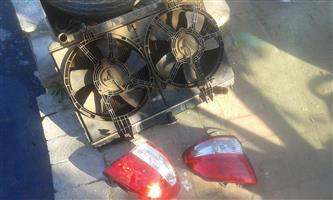 Nissan Almera and Kia Cerato Parts