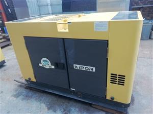 Kipor 25SS Silent Diesel Generator