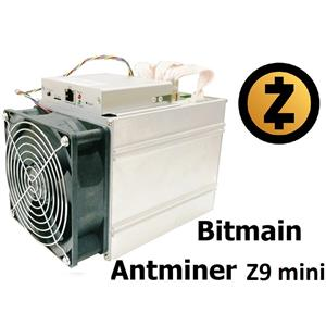 Antminer Z9 Mini with PSU