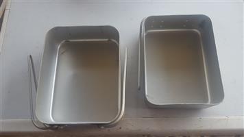 SA Army Jager rand pan set