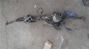 2002 Opel astra steering rack