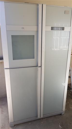 AEG Electrolux fridge