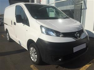 2016 Nissan NV200 panel van 1.6i Visia