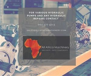 Hydraulic Pumps and Pumps repairs