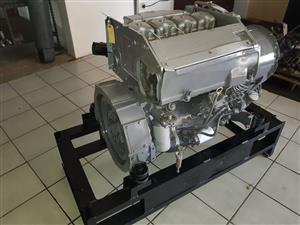 Deutz BF4L914 T Engine