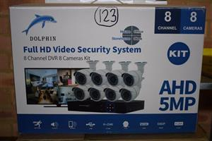 Full HD Video security system