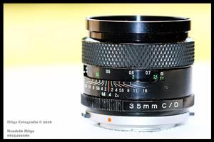 Soligor 35mm f/2 (Olympus)