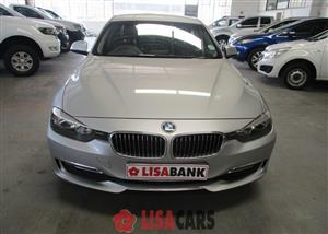 2012 BMW 3 Series 320d GT Luxury Line