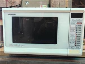 Panasonic Grill Microwave