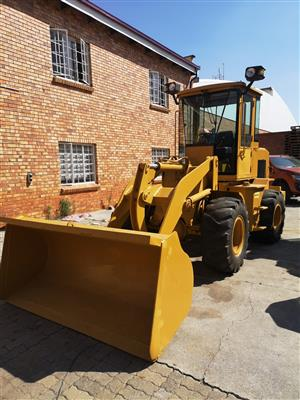 2008 Refurbished Buffel Front End Loader For Sale