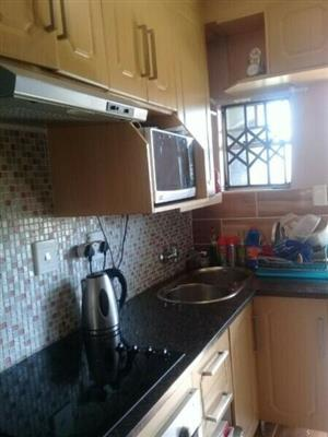 Neat 2 bedroom unit in Meadow Crest East Fleurhof ext 23 is available to LET