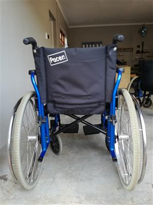 Pacer Lite wheelchair