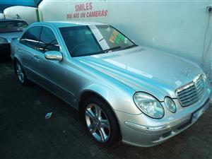 2007 Mercedes Benz E Class E280 estate Avantgarde