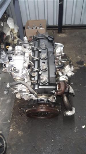 Hilux 3.0 D4D Engine