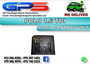 Used VW Polo 1.6 TDI Body Control Module for Sale