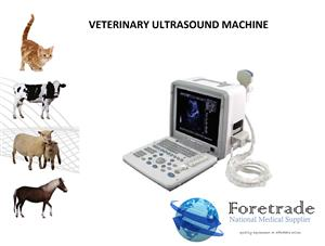 Brand new livestock Ultrasound Scanner with convex probe R22 499