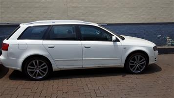 AUDI B7 2,0T STATION WAGON STRIPPING FOR SPARES