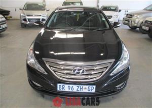 2012 Hyundai Sonata 2.4 GLS automatic