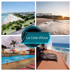 La Côte D'Azur 20-27 Dec 3 Bed 6 Slp R 24 999