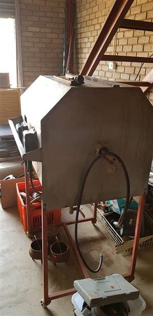 Complete spitbraai for sale