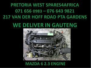 Mazda 6 engine for sale