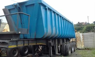2010 Tiper Trailer 20k. FOR SALE R 80000 OR  FOR RENT R 9000 P/M